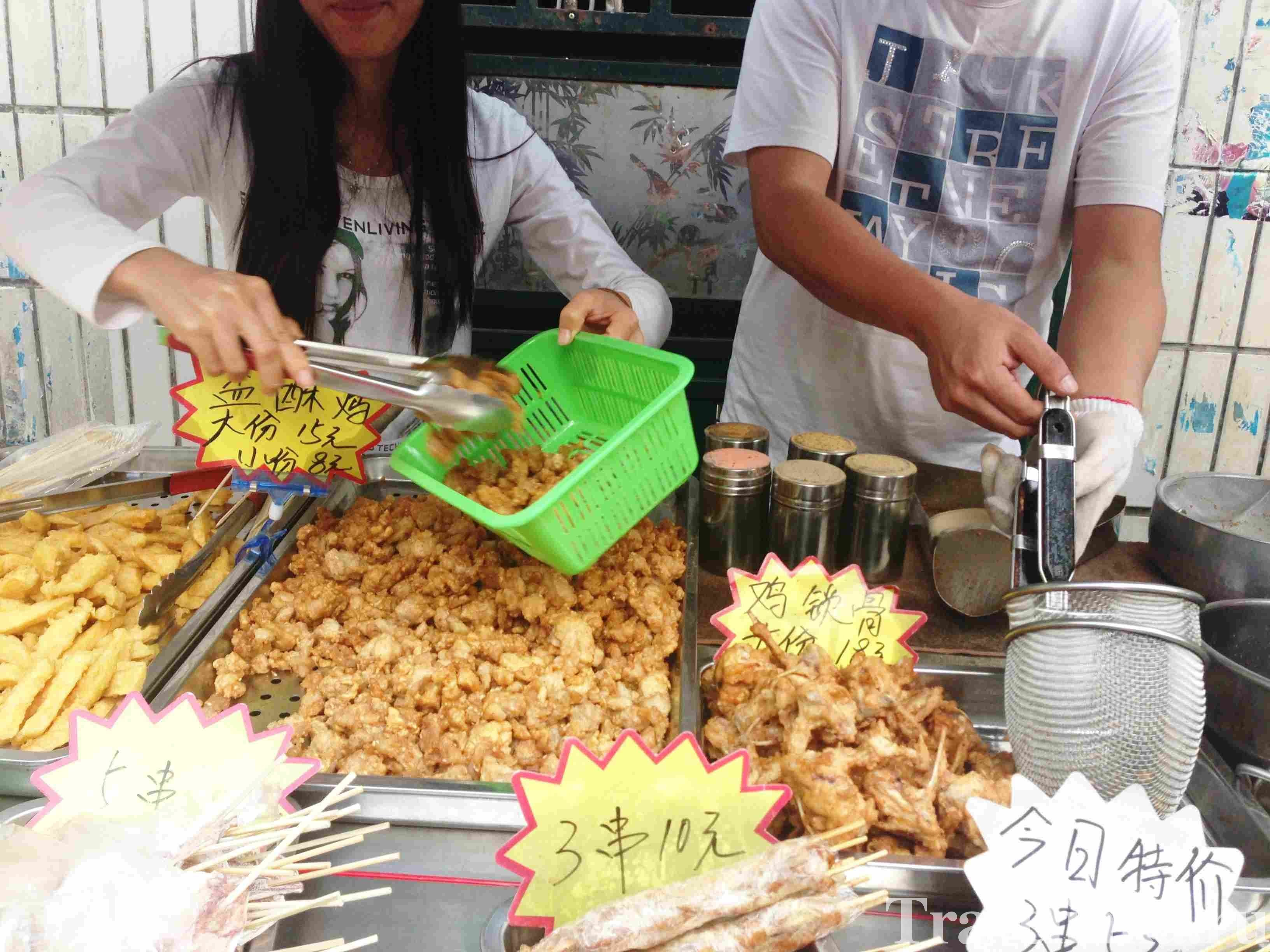 Кухня Хайнаня и Санья
