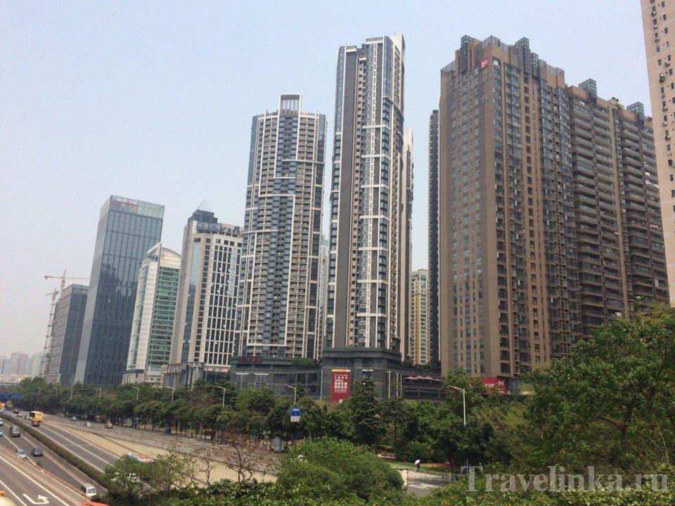 Гуанчжоу Китай: отправляемся в город Гуанчжоу 2018