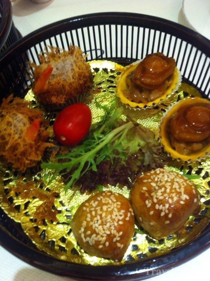 блюда в Гуанчжоу