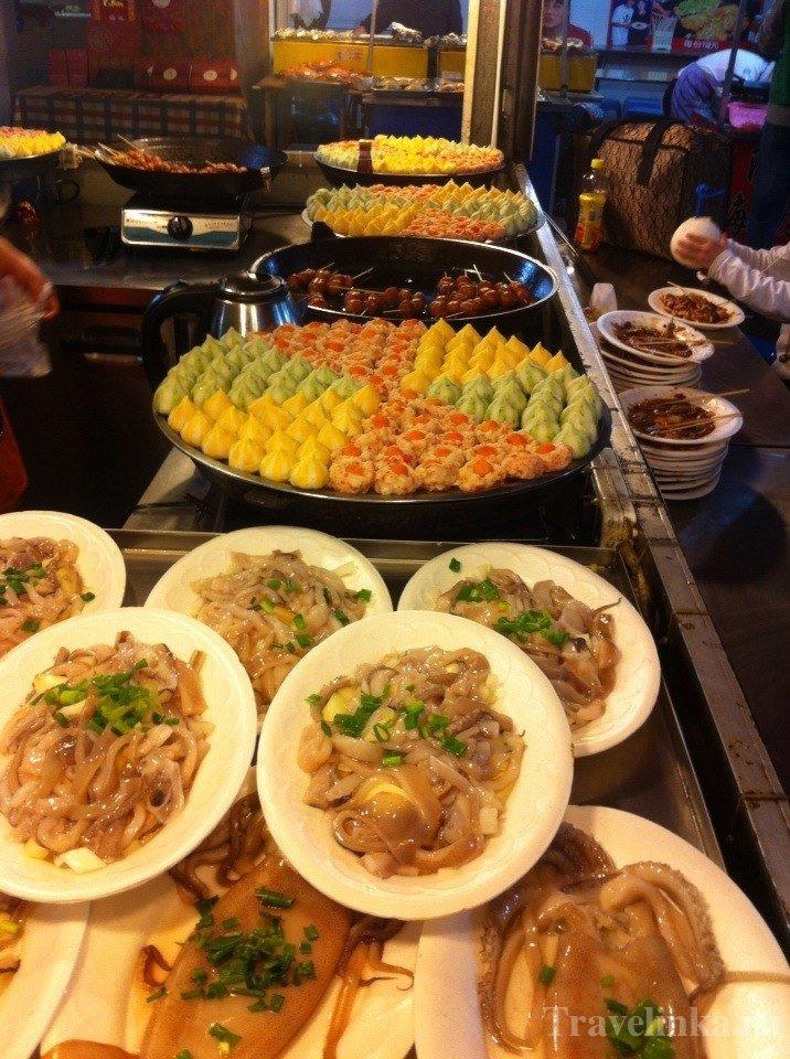 еда в Гуанчжоу