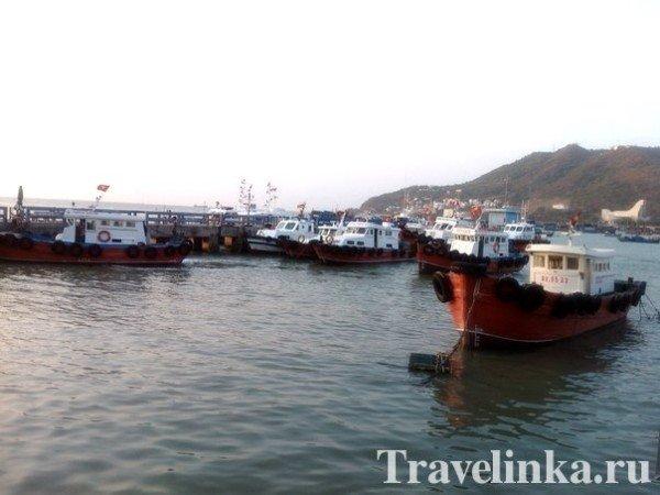 станция катеров Вунгтау, как добраться в Хошимин (9)