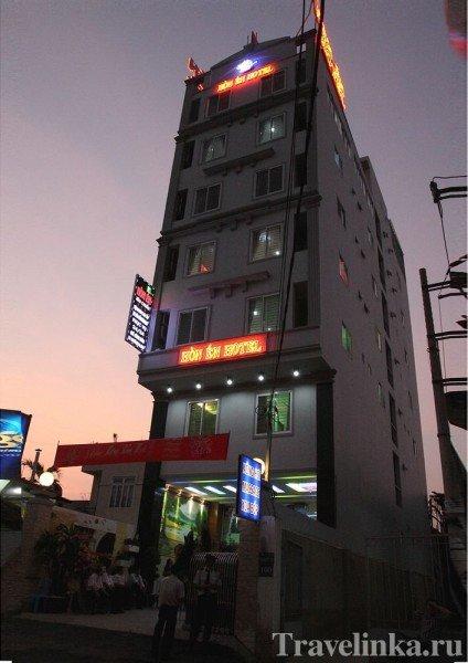 Hon En Hotel Хошимин фото (7)
