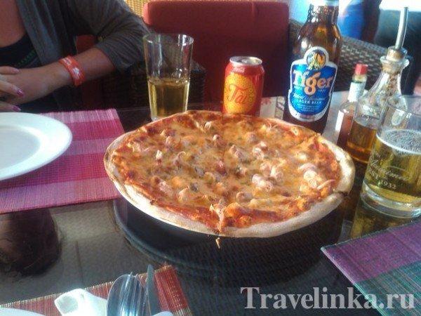 Давид пицца Вунгтау вьетнам отзывы (1)