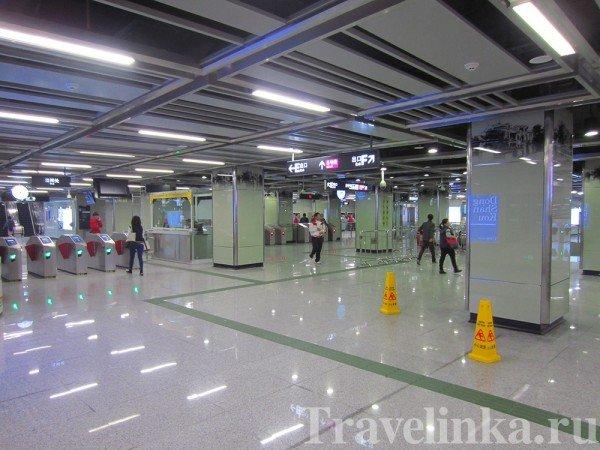 гуанчжоу метро фото отзывы карта (5)