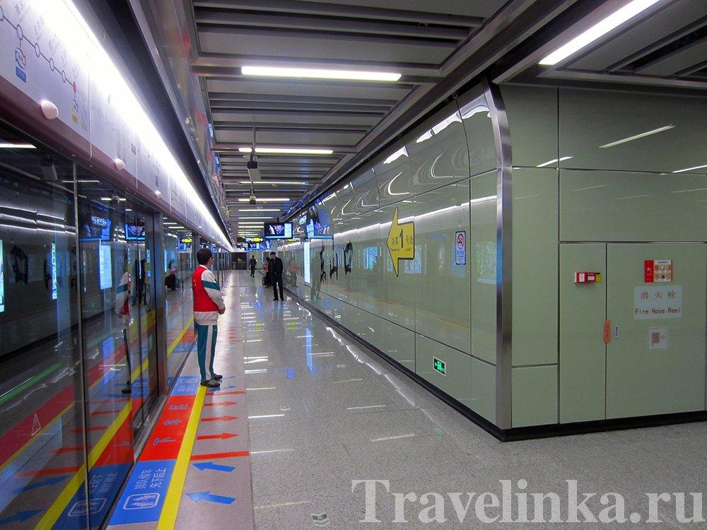 гуанчжоу метро фото отзывы карта (6)