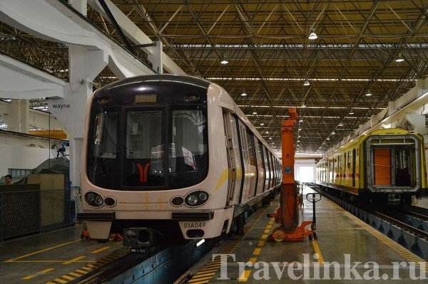 гуанчжоу метро фото (33)
