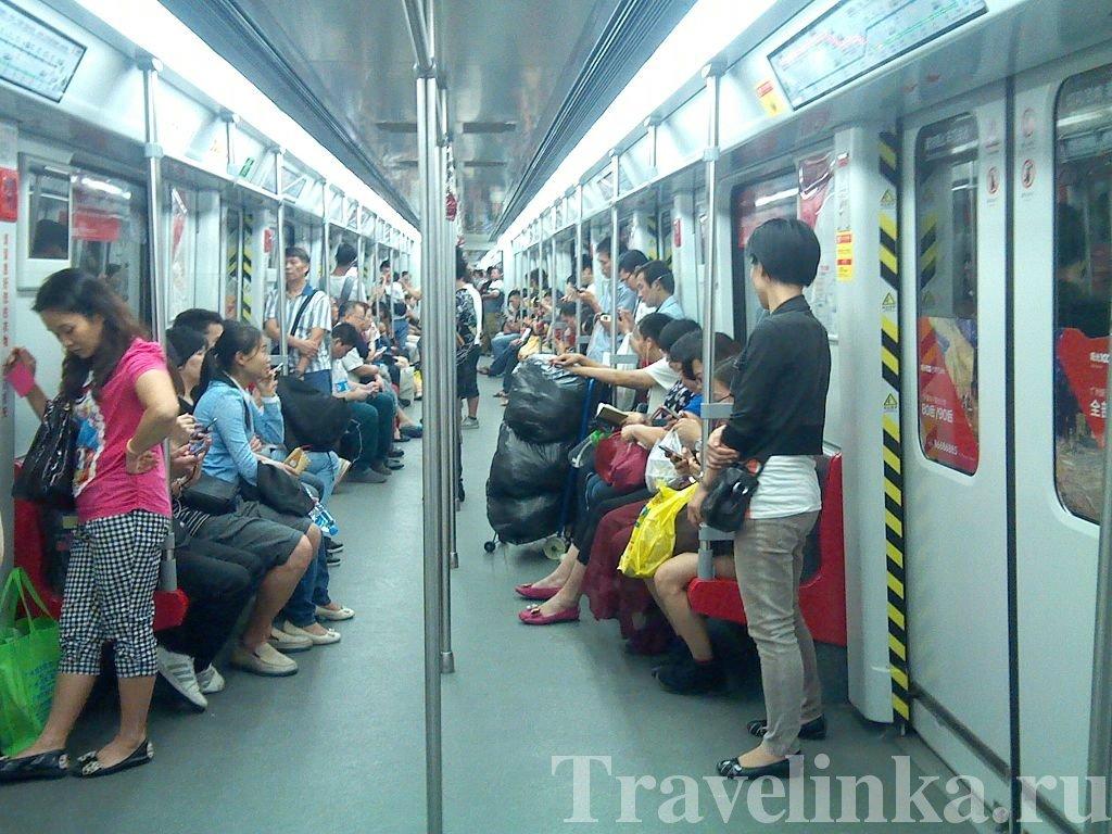 гуанчжоу метро фото (47)