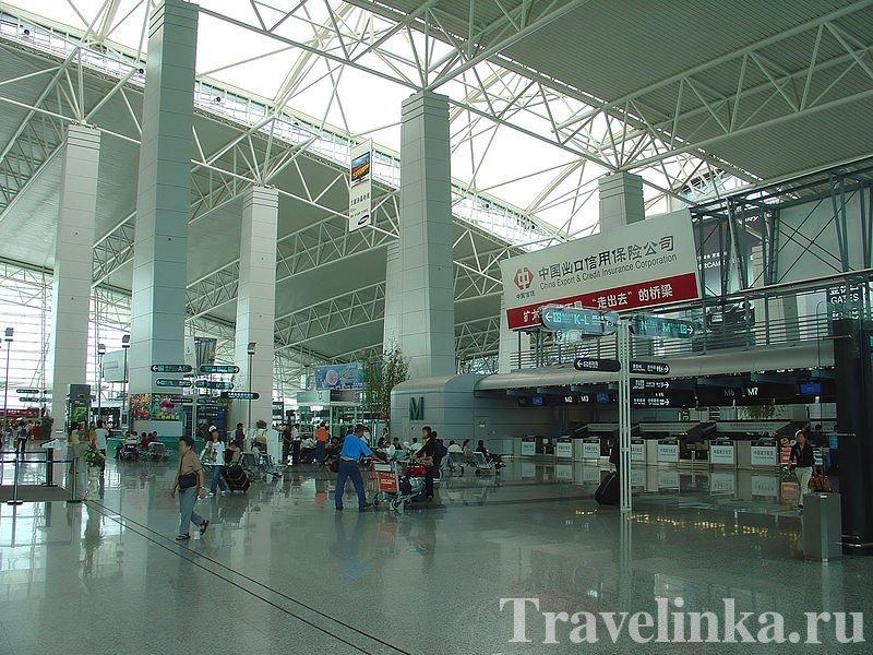 фото аэропорт гуанчжоу