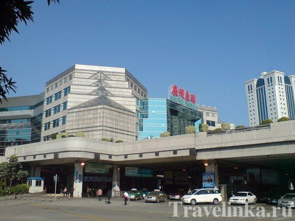 Guangzhou East Railway Station (5)