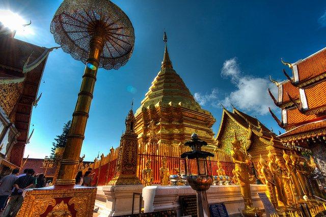 Wat Doi Suthep11
