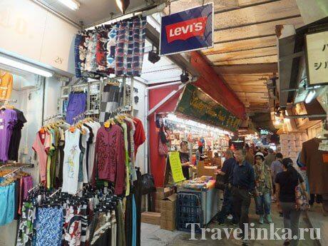 rinki gonkonga shopping v gonkonge