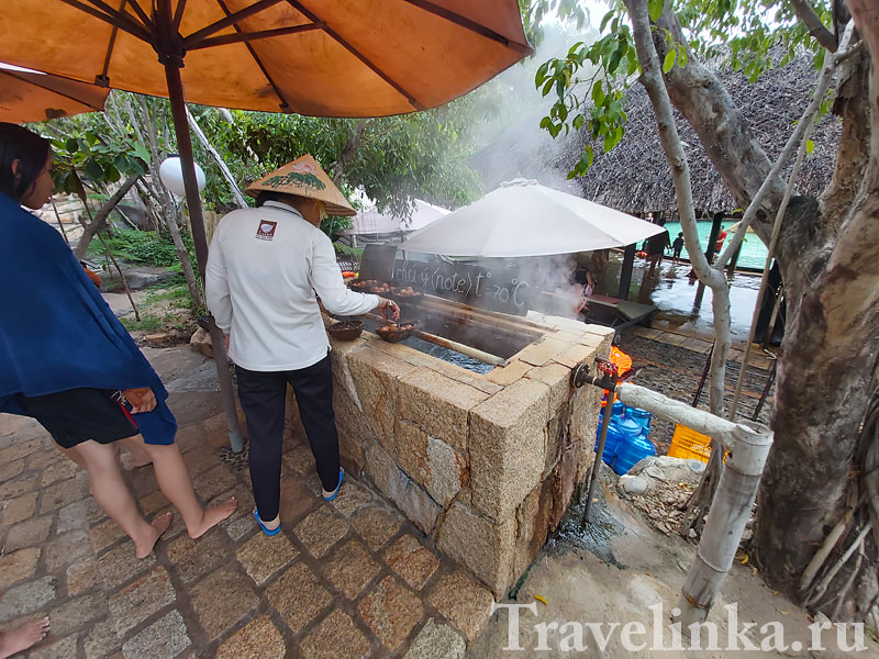 Грязелечебница I-Resort в Нячанге