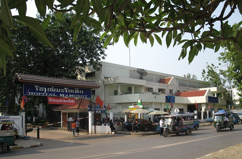 автобус Бангкок вьентьян