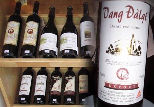 Что еще привезти из Вьетнама в подарок: далатское вино