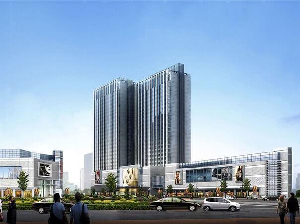 отели Гуанчжоу в центре забронировать