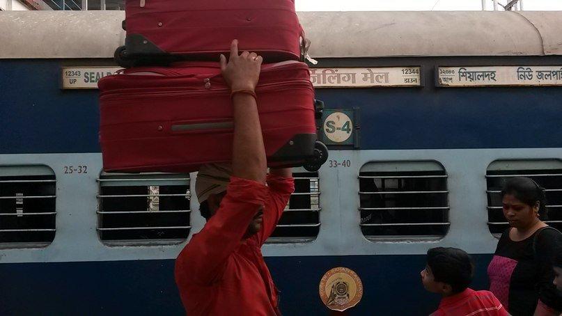 transport v indii