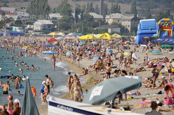 где в Крыму песчаные пляжи 2016