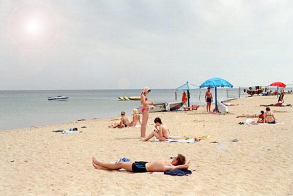 Где в Крыму песчаные пляжи