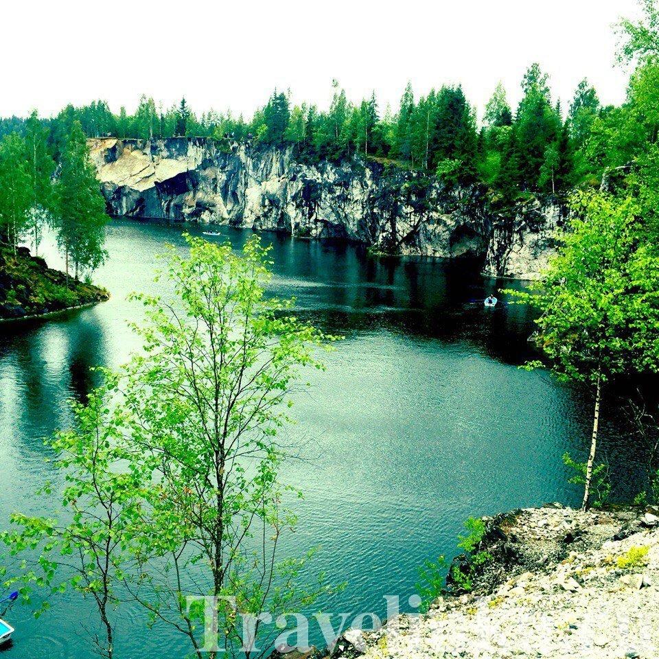 базы отдыха в Карелии на берегу озера