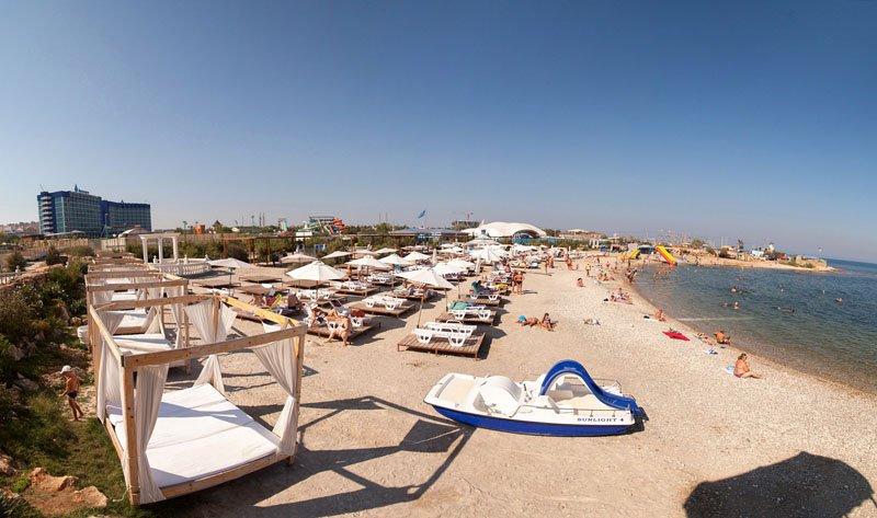 лучшие пляжи Крыма