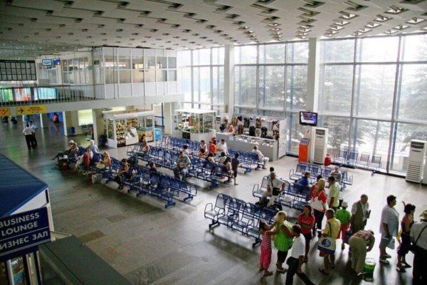аэропорт Анапа как добраться до Анапы