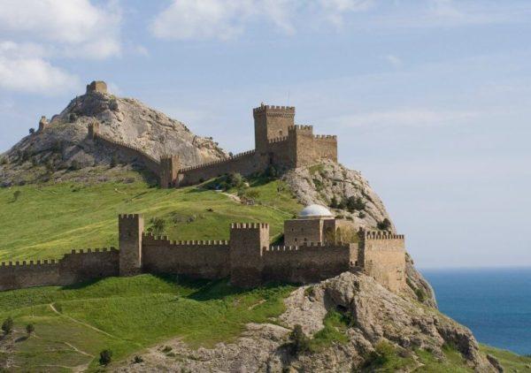 лучшие достопримечательности Крыма фото с описанием