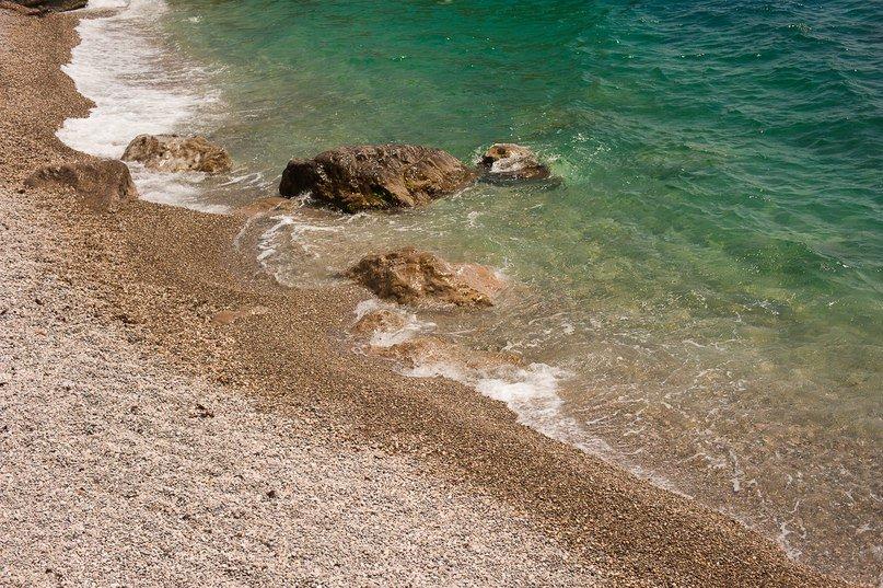 пляж лягушка в алупке 2016 год