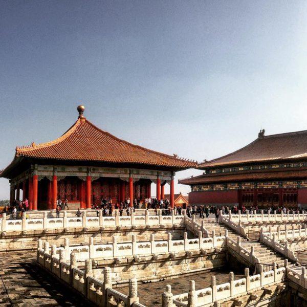 столица Китая Пекин