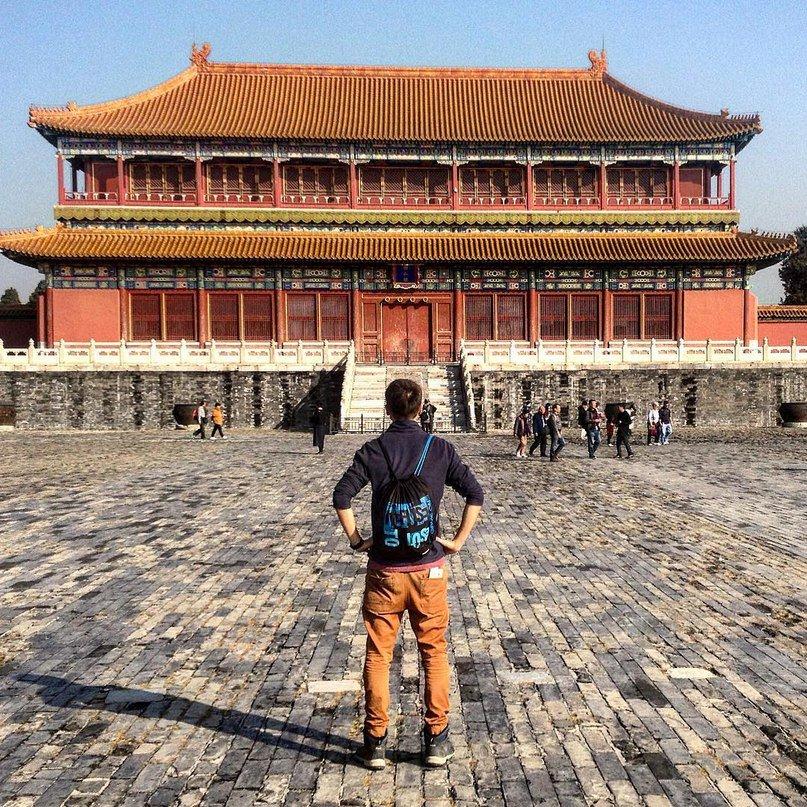 столица Китая Пекин, отзывы о Пекине