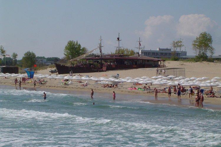 какие курорты болгарии