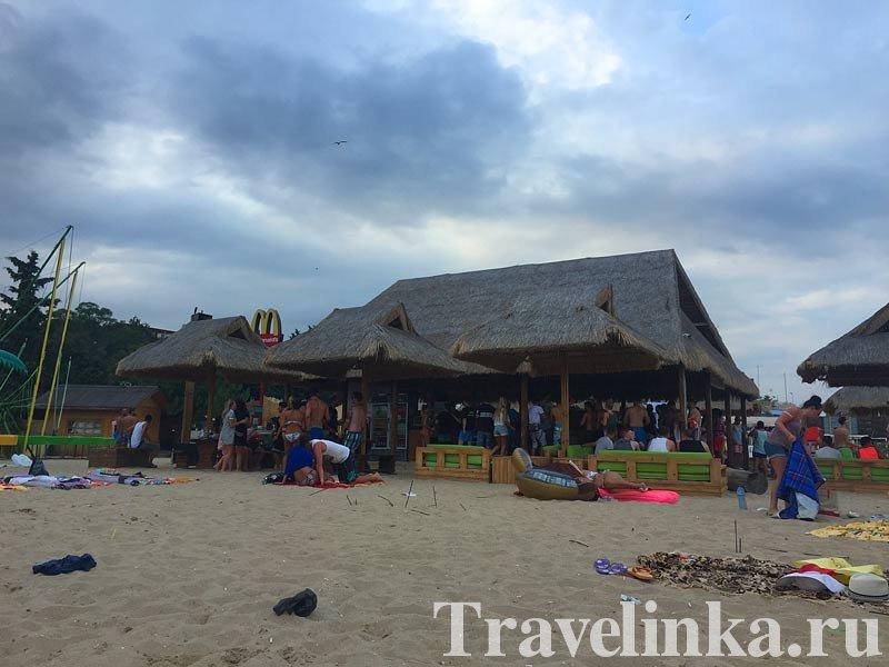 Поселок за родину пляж фото