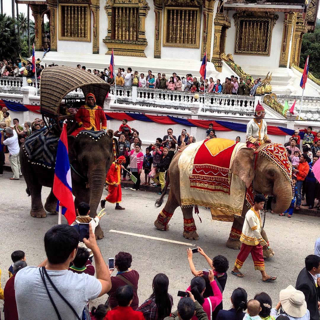 Страна Лаос. Столица Лаоса