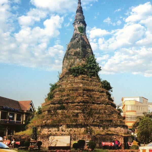 Страна Лаос. Лаос и Таиланд