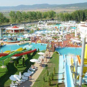 ТОП-5 аквапарков в Болгарии