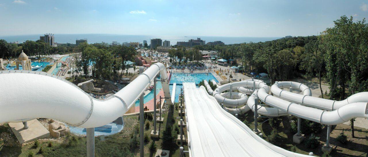 аквапарки болгарии золотые