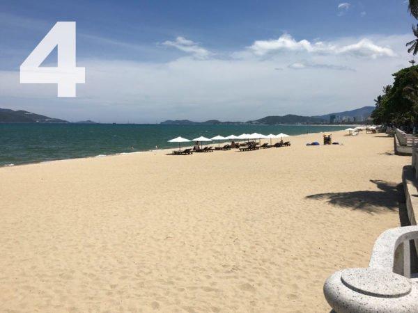Лучший Пляж Нячанга