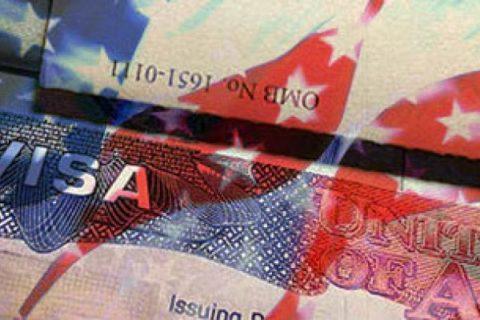 как оформить рабочую визу в США