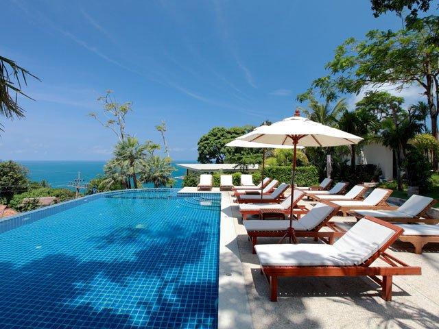 Хорошие отели Пхукета для отдыха: цены, описание