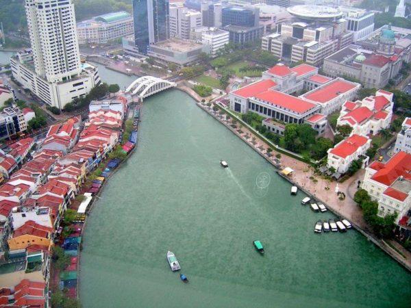Чайна Таун - поездка в Сингапур