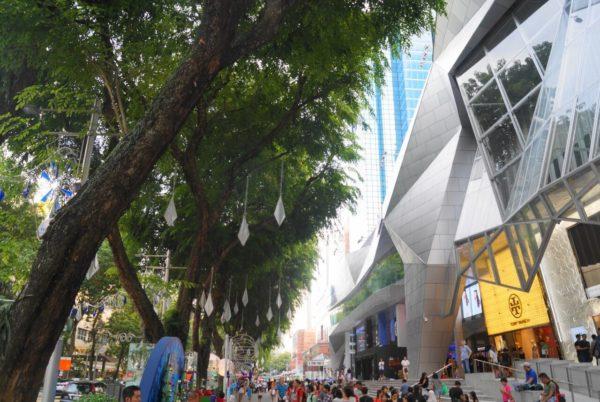 Шопинг сингапур