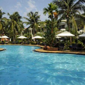 Лучшие отели Гоа рядом с пляжем