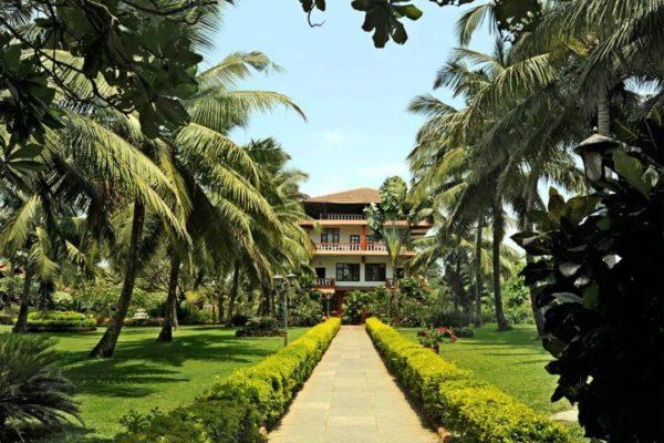 Посоветуйте отель на Гоа с хорошим пляжем: лучшие отели Гоа рядом на пляже