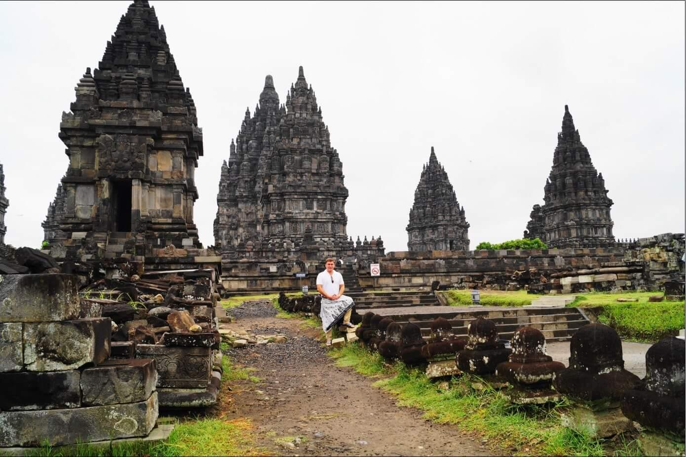 боробудур остров ява индонезия