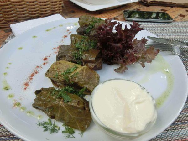Отдых в Бахчисарае: где и что поесть