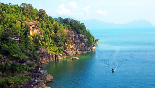 Малайзия остров Борнео: национальный парк Бако