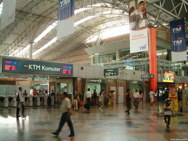 Перелёт в Куала-Лумпур