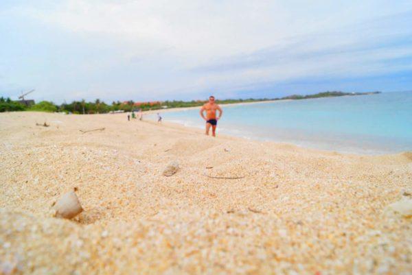 Ветер на острове Маврикий