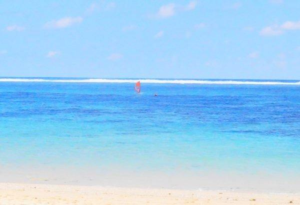 Виндсёрфинг на острове Маврикий и места для этого