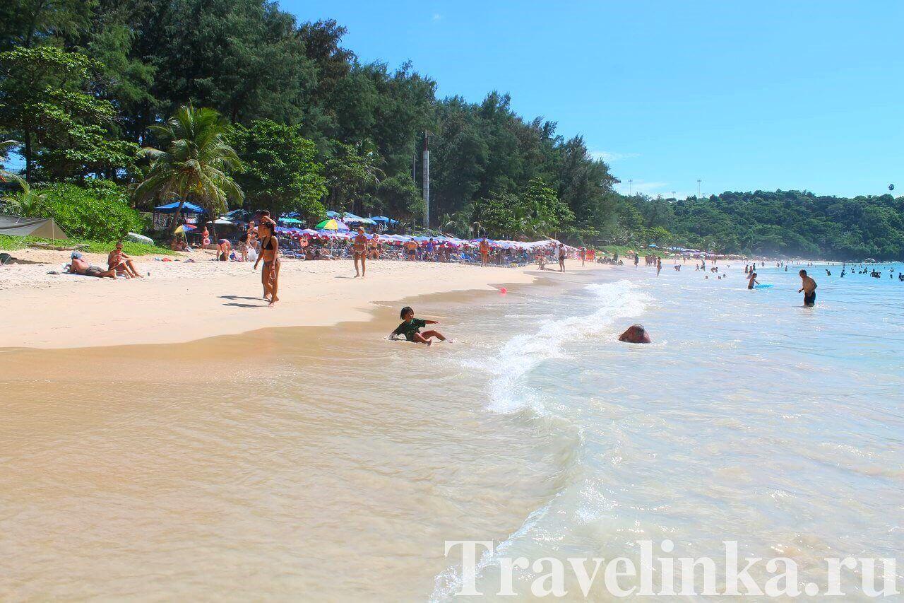 Таиланд отдых с детьми