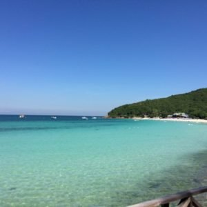 Tien beach (Пляж Тьен), остров Ко Лан, Паттайя